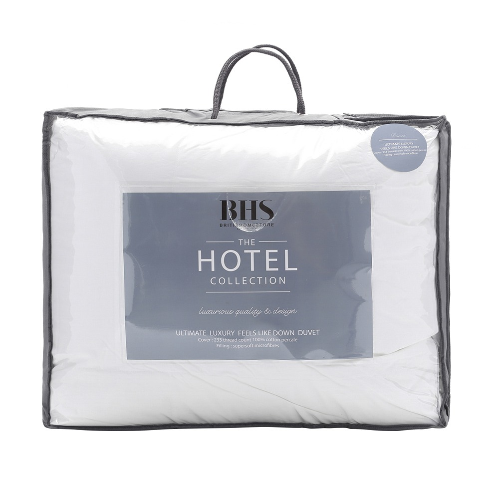 General Lighting Accessories 5 Star Hotel Collection 7.5 Tog Feels Like Down Duvet, King