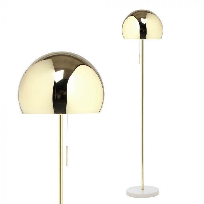 Benson Dome Shade Floor Lamp Br Bhs