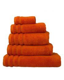 Ultra Soft Hand Towel, Tangerine