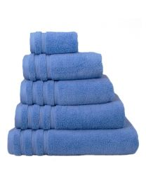 Ultra Soft Face Cloth, Bluebell
