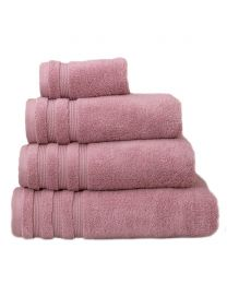 Ultra Soft Hand Towel, Soft Pink