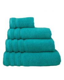 Ultra Soft Hand Towel, Bright Aqua