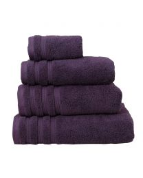 Ultra Soft Face Cloth, Grape