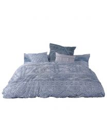 Single Bogoland Bedding Set, Blue