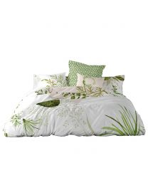 King Herbal Bedding Set, Multi