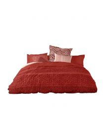 Double Tumbatu Bedding Set, Multi