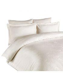 Single Sateen Jacquard Bedding Set