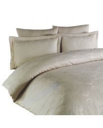 Single Sateen Jacquard Bedding Set
