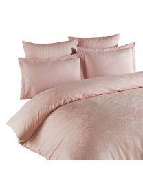 Double Sateen Jacquard Bedding Set