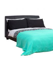 Herringbone Bedspread, Jade