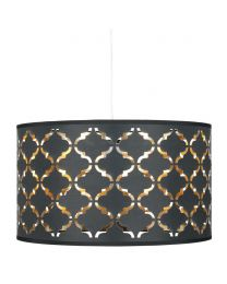 Bizet Laser Cut Out Easyfit Lampshade