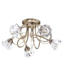 Marianne Flush Ceiling Light