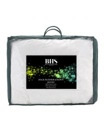 13.5 Tog The All Natural Duck Feather & Down Duvet