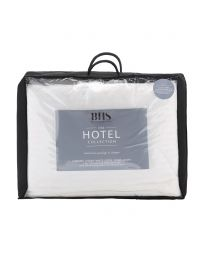 Hotel Collection 5 Star 13.5 Tog White Goose Down Duvet, Double