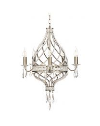 Evelyn Chandelier, Brass