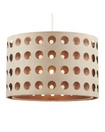 Holey Easyfit Shade, Natural lit on white