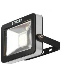 Stanley Zurich Outdoor 10 Watt LED Flood Light - Warm White - Black