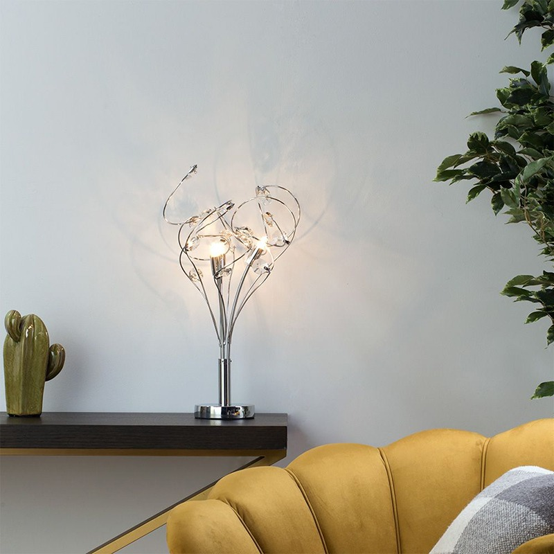 Make your home more luxurious with lighting