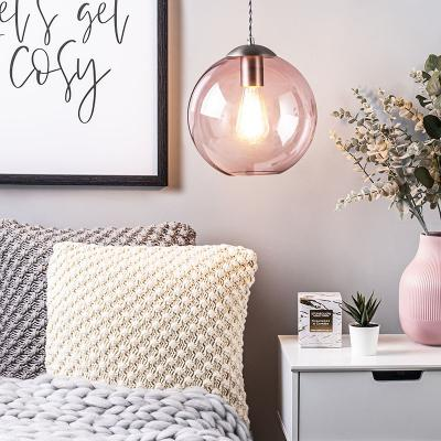 Chic Lighting Styles with Pink Palettes