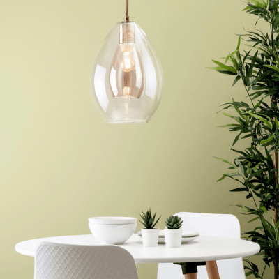 Lighting Inspiration for Green Toned Interiors