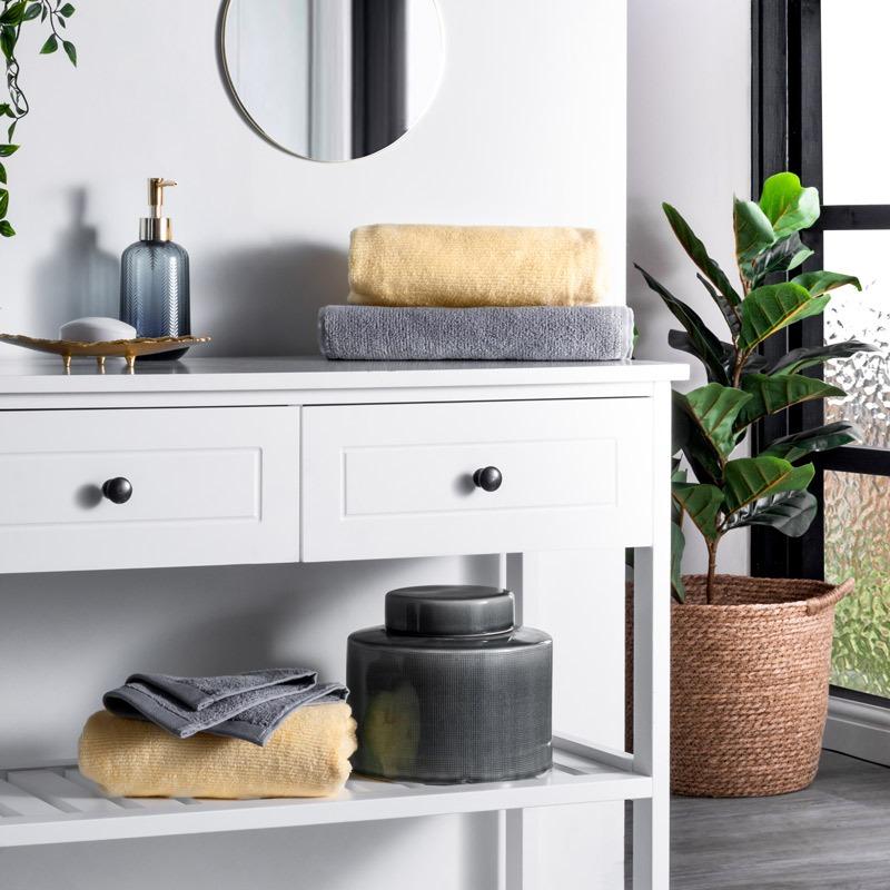 6 Piece Cord Towel Bales