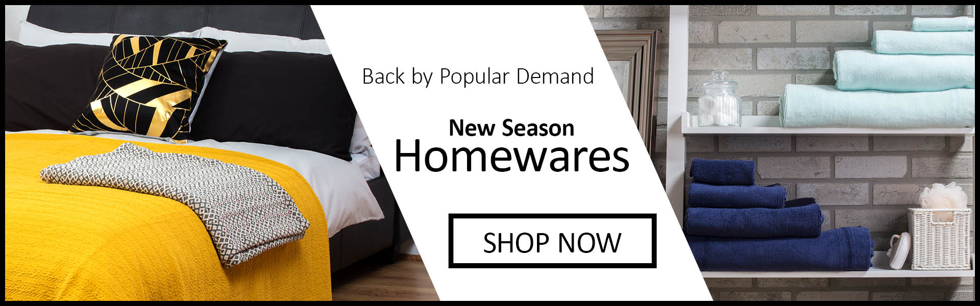 New Season Homewares