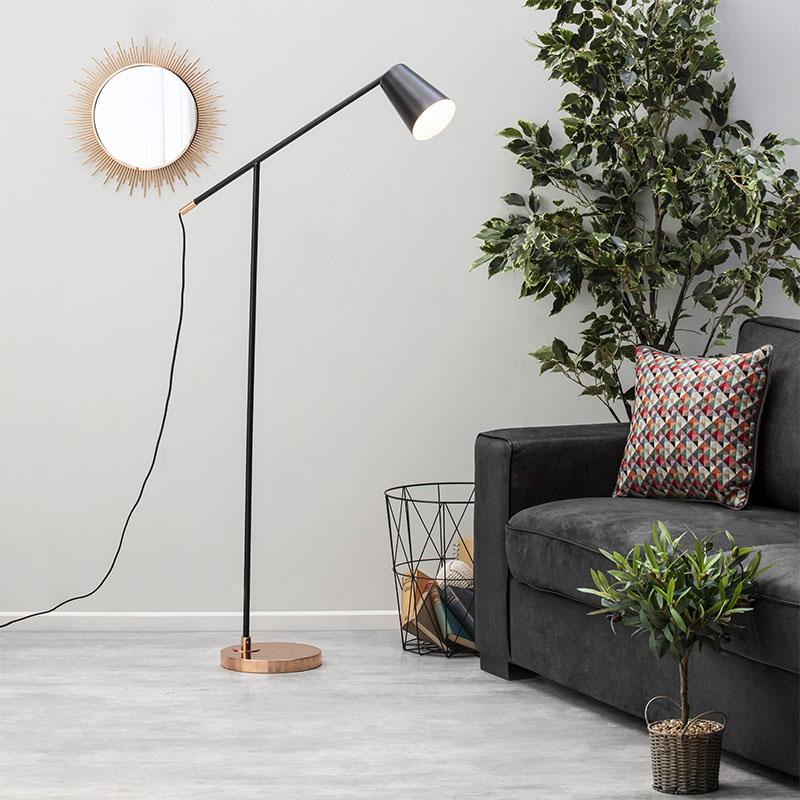 Morlie Task Floor Lamp