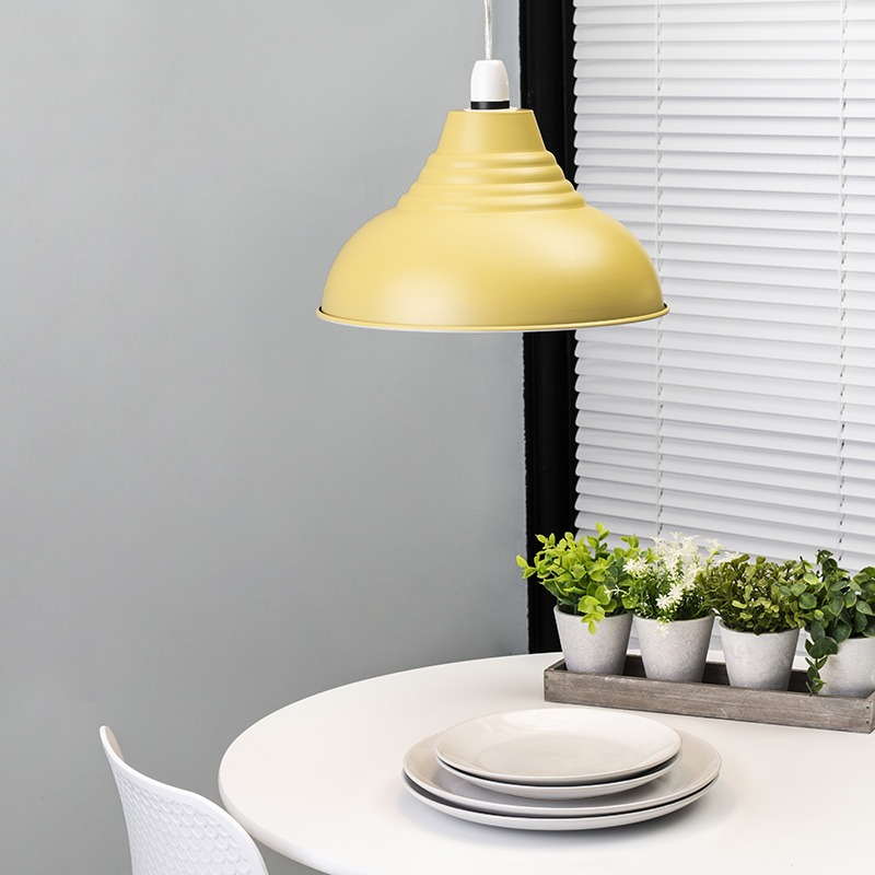 Steel Diner Easyfit Shade in Ochre
